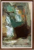 102019 ALEX ALECOS KONTOPOULOS GOUACHE 1963 36