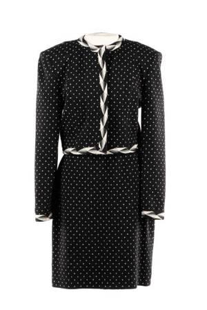 Vintage TwoPiece Lanvin Skirt Suit 1960s