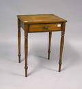 Sheraton one drawer stand
