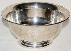121118 SANBORNS MEXICAN STERLING SILVER TROPHY BOWL