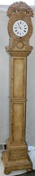 112159 LOUIS JACQUIN A ST ETIENNE DECORATOR CLOCK