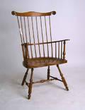 Saybolt and Cleland combback windsor armchair