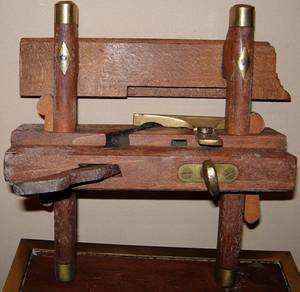 113196 ANTIQUE PLANER LATE 19TH C L95