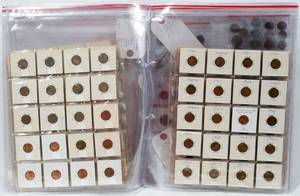 110417 US COINS CENTS NICKELS 260