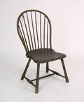 Philadelphia bowback windsor chair