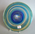 Tiffany favrille glass rondel
