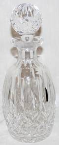 040158 WATERFORD CRYSTAL DECANTER H 10 34