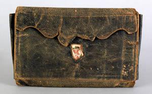 Philadelphia leather wallet