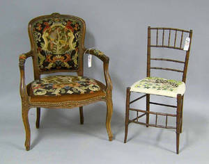 French fauteuil