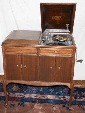 060391 VICTOR TALKING MACHINE CO VICTROLARECORDS