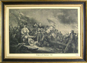 Two lithographs