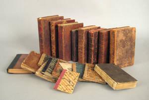 Leather bindings