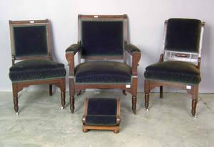 Victorian 6pc lounge suite