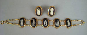 Wedgwood cameo set