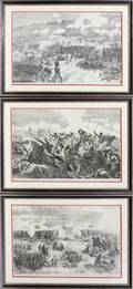 082138 FRENCH NEWSPAPER PRINTS OF THE CRIMEAN WAR 3