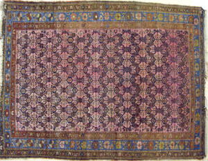Oriental mat