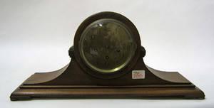 Ansonia mahogany mantle clock