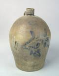 Pennsylvania 4gallon stoneware jug 19th c