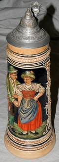 080496 GERMAN STEIN C1940 TWO H 16 W 7