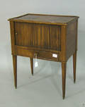 Regency mahogany work stand