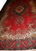 122336 TABRIZ WOOL PERSIAN CARPET 162x99
