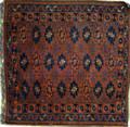 Turkoman mat together with a Turkish mat