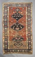 Fine Antique Hand Woven Persian Area Rug