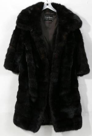 041509 IMPERIAL RUSSIAN SABLE COAT