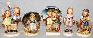 090160 HUMMEL FIGURES FIVE H486