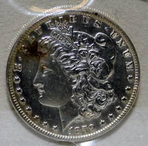 050222 US MORGAN SILVER 1 DOLLAR 1879P