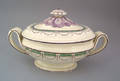 Creamware tureen early 19th c