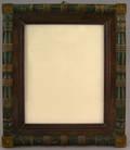 Mahogany frame 19th c