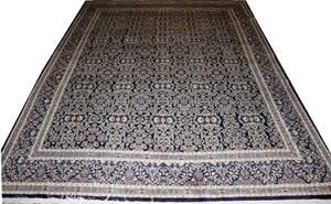 100074 PERSIAN ORIENTAL RUG 13 1 X 9 9