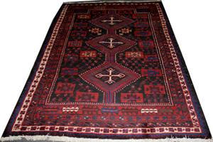 10156 KAZAK DESIGN HANDWOVEN ORIENTAL RUG 96x68