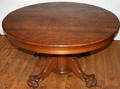 101267 AMERICAN TIGER OAK DINING TABLE