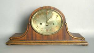 Two Seth Thomas mantle clocks