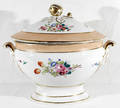 122346 ENGLISH PORCELAIN COVERED TUREEN