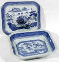 10298 CHINESE CELADON  BLUE COVERED TUREEN L 95