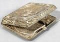 090329 MEXICO STERLING FILIGRREE CIGARETTE CASE