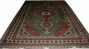 090310 ARDEBIL WOOL PERSIAN RUG 11 9 X 8 10