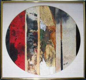 092335 RIZK ROMAINOS MIXED MEDIA ONE WTHE TOO