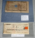 110415 REVOLUTIONARY WAR VOUCHER SIGNED J LAWRENCE