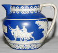 121508 COPELAND LATE SPODE EARTHENWARE PITCHER