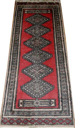 101589 PAKISTAN ORIENTAL RUNNER 25 X 67