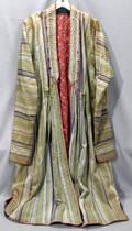 121578 PERSIAN STRIPED CLOTH ROBE