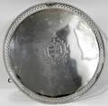 122034 JOHN CARTER II GEORGE II STERLING SALVER
