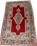 042126 KERMAN PERSIAN ORIENTAL RUG C1950 3 0x5 0