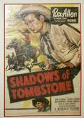 060262 REPUBLIC PICTURES POSTER SHADOWS OF TOMBSTONE