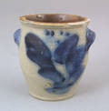 Miniature stoneware crock 19th c