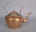 Philadelphia copper kettle 19th c